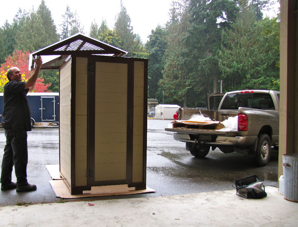 Outhouse-