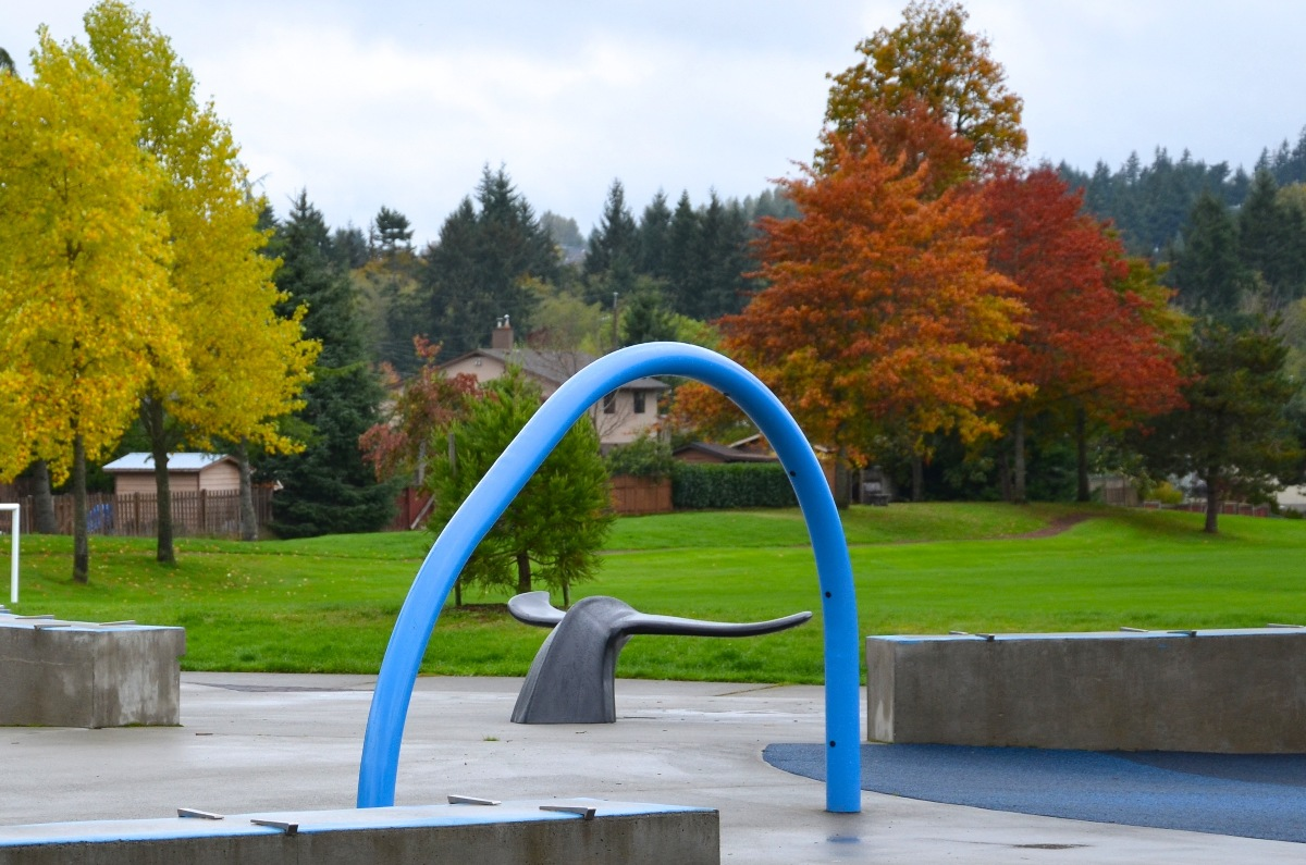 Whale Tail Park Bench Functional Art Designed By Jeff