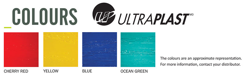 Ultraplast Colours 800