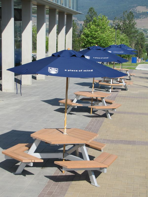 Picnic Table Site Furnishings