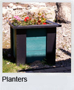 Recycled Planstic Planters
