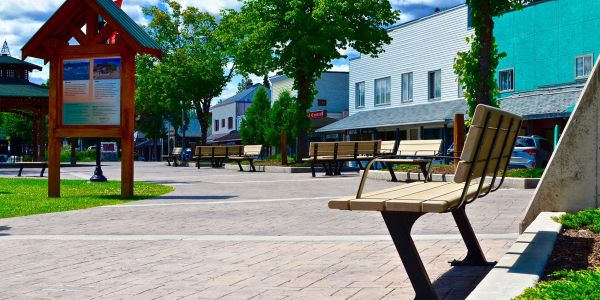 Bayview-Benches-at-the-Town-of-Princeton-BC