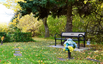 Mountain-Classic-Memorial-Bench-in-Edmonton-Alberta