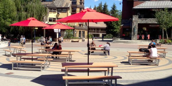 Portable-Rutherford-Picnic-Tables-in-Whistler-BC