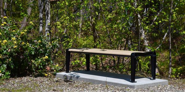 Produits-Re-Plast-Kingsey-Straight-Bench-in-Kelowna-BC