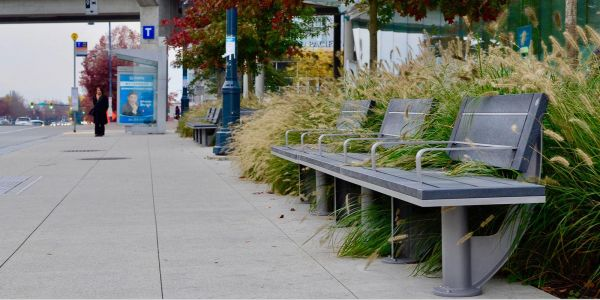 Wishbone-6-ft-SurRe-Benches-in-Surrey-BC