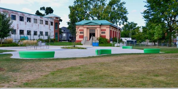 Wishbone-Annison-Benches-at-a-Spray-Park-in-London-Ontario