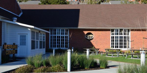 Wishbone-Bayview-Picnic-Tables--at-California-Maritime-Academy-in-Vallejo-California