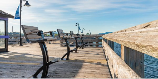 Wishbone-Fishermans-Chair-in-Campbell-River-BC-Front-View