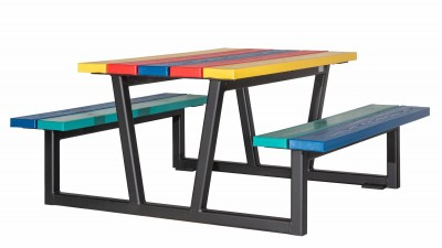 Rutherford Child-Sized Buddy Picnic Table