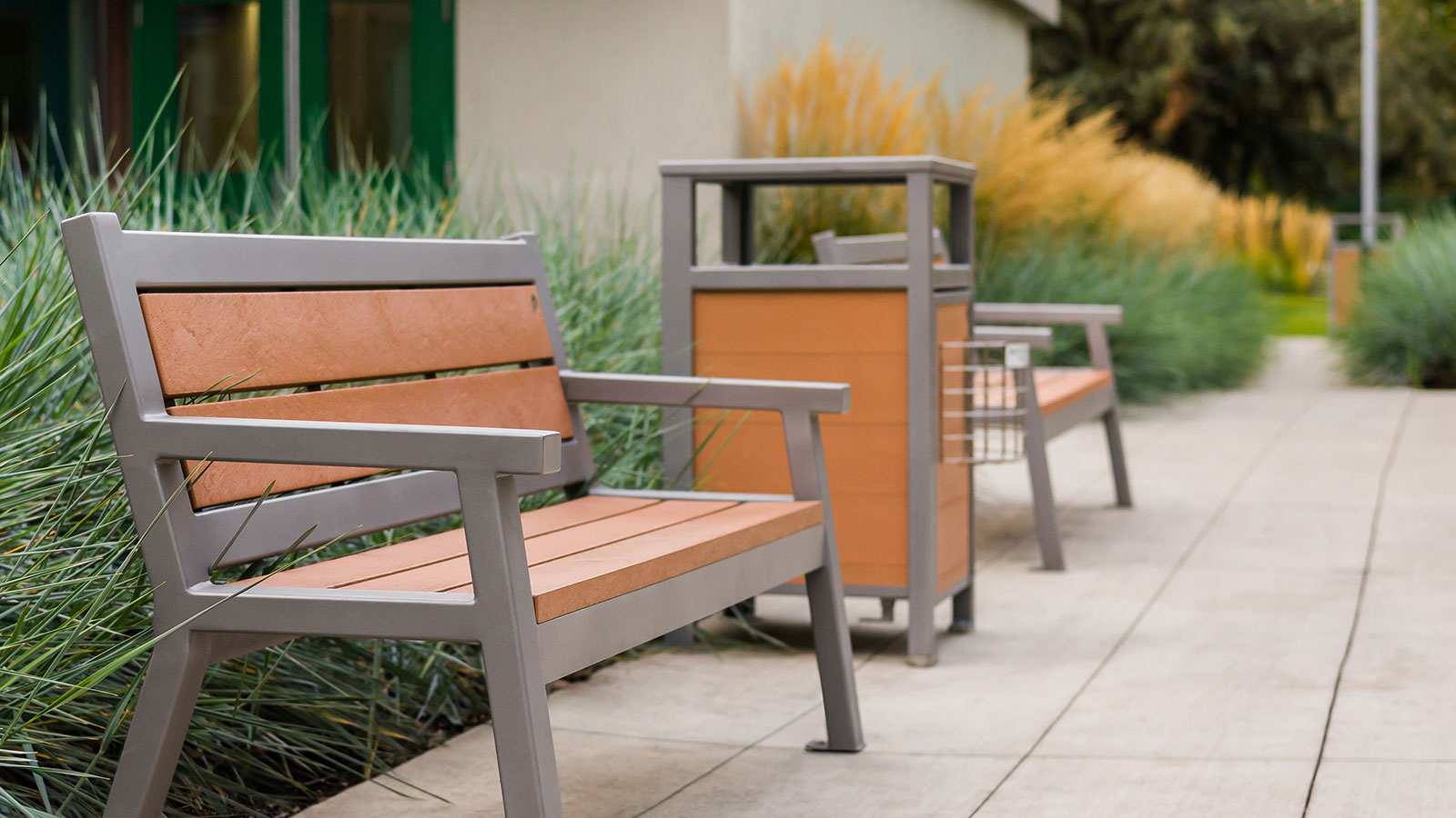 Park Benches and Chairs