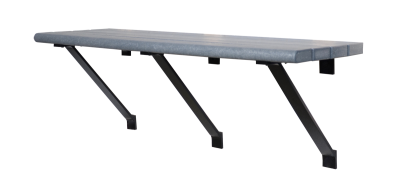 Standard Wall Mount Bench