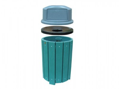 Park Series Waste Receptacle